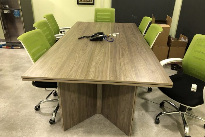 AMERICAN TEAK Conference Table