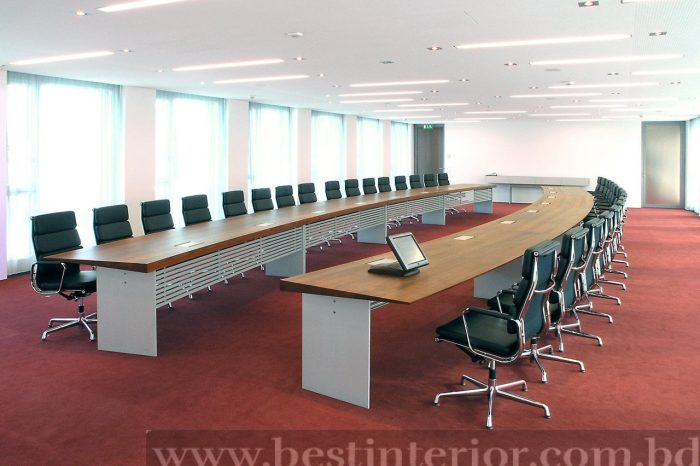 CONFERENCE TABLE 12