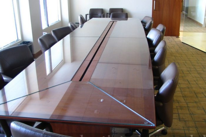 CONFERENCE TABLE 7