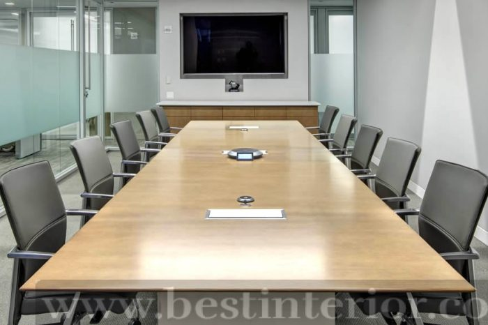 CONFERENCE TABLE 9