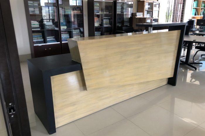 Library Reception Desk