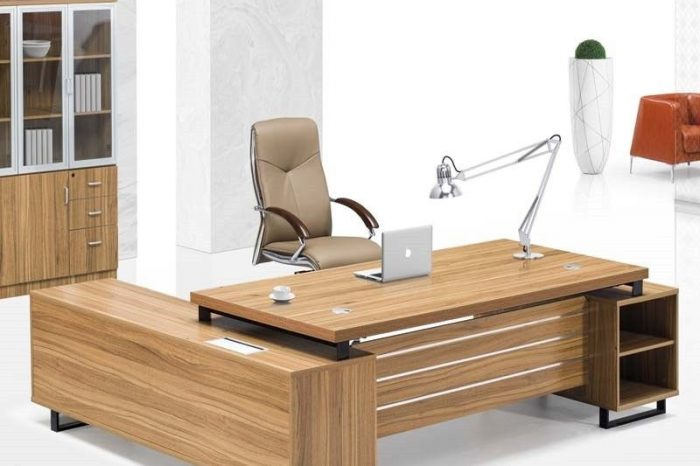 Modern Office Table-098