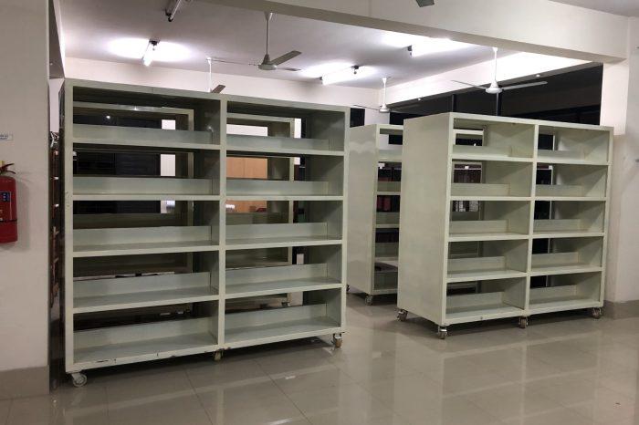 Ms library shelf